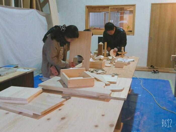 🎅クリスマス木工教室🎄