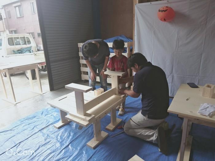 木工教室〜ハロウィン🎃✨〜無事終了致しました。